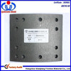 High Quality Non Asbestos Brake Linings for Heavy Duty Truck