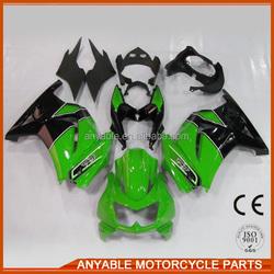 2014 newest hot selling for kawasaki ninja 250r 2008-2012 fairings for