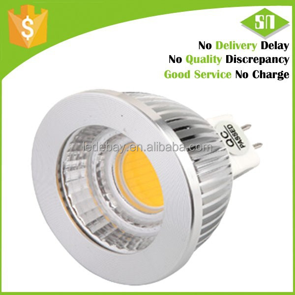 gu5 3 led mr16 12v 5w led cob spotlight lamp with. Black Bedroom Furniture Sets. Home Design Ideas