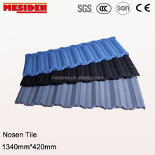 New Design Colorful Stone Coated Metal Roofing Tile with Good Pirce