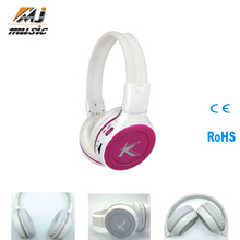 2014 hot new product bluetooth earmuff headphone for smart phone/ laptop