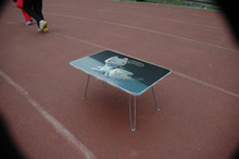 portable adjustable foldable laptop table
