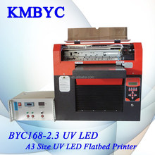 UV LED mobile phone case printing machine for limited edition phone case