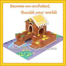 famosos juguetes Mini construcción de ladrillos en español Hibricker