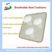 heat dissipation seat cushion for use in summer