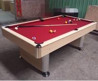 Adult household standard pool table billiard table nine ball pool table