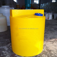 Plastic chemical drum made in china