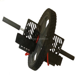 Abdominal Exercise Ab Wheel Roller with Knee Mat