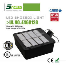 2015 UL/CUL listed China top supplier IP65 320w Shoebx fixture