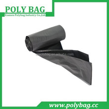 wasting black plastic bags recycle packaging poly