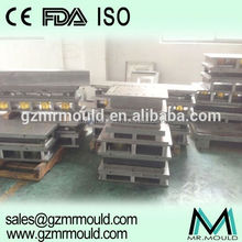 precision multi die forming punch mould part