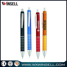 Newest promotional cross pen and plastic ball pen