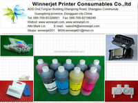 High Quality Ink Sublimation For Epson Stylus Pro 4800 Printing Inks