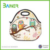 Promotional insulated 4mm thickness colorful neoprene tote bag