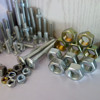 bolt for steel structure with nut washer stud bolt standard size screw fasteners