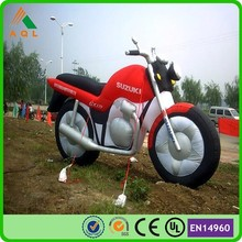 2015 newest inflatable advertising inflatable products inflatable motorcycle