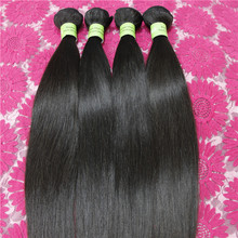 High quality products 6A grade unprocessed wholesale 100% virgin brazilian hair
