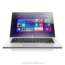 Fashion IPS touch screen laptop 11.6inch intel i5 dual core 128GB SSD keyboard price roll top computer laptop