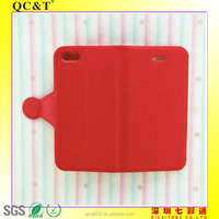 New fashion TPU stitching leather case For Iphone 5G/S