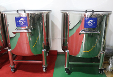 stainless steel kerosene storage tank top type, convenient movable