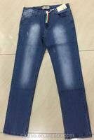 2015 factory bulk wholesale new style man jeans stock