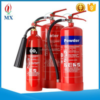 DCP/ABC/CO2 type portable Fire Extinguishers Empty with all accessories seperately
