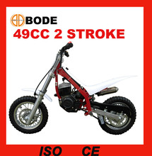 Bode New Mini 49cc Two Stroke Dirt Bike with High Quality(MC-641)
