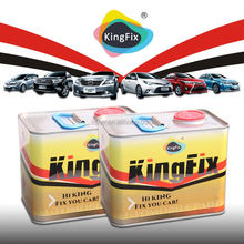 KINGFIX Brand high performance fast dry scratch resistant paint