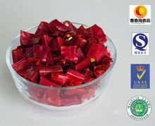 ISO dried chilli ring China spice