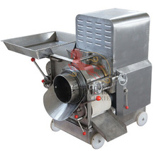 Full-automatic stainless steel fish meat separating machine-CR-300B