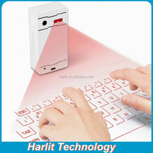 2015 New Generation Mini Virtual Laser Bluetooth Keyboard For iPhone iPad Android Tablet PC Smart Phone Virtual Keyboard For TV