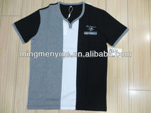 wholesale fashionable 100% cotton printing men's t-shirts clothing