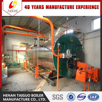 Quality Boiler!! Oil Powered Steam Generator, Oil Steam Generator FIRE TUBE DESIGN