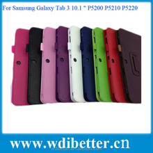 Tablet Silicone P5200 Case For Samsung Galaxy 10.1 P5200 Cover