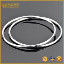 Hot Sale Stackable silver bangles hot sale online