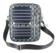 2014 Newest Solar Bag for PAD, iPad, and Mobile Phones, Portable battery case