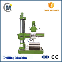CNC steel structual magnetic stand drill press