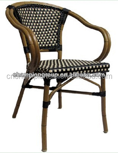 Chaise bistrot rotin pas cher for Chaise en rotin pas cher