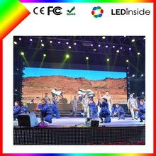 Sunrise new invented 2012 small led display meeting room led display screen p7.62 indoor led display