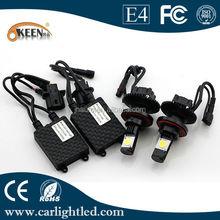 Hot Sale H11 50w, CREE CXA1512 chips Car Headlight With Led