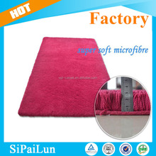 very beautiful and good feeling soft cheap chinese factory home carpets