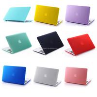 For macbook laptop case, laptop protective plastic hard cover laptop case
