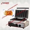 Электрический хот-дог выпечка машина | маленькая модель хот-дог пекарь