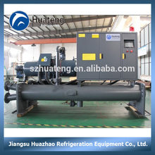 2015 Hot Selling Custom ce industrial open type water cooled screw chiller