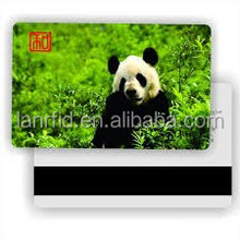 China Feature PVC Card/Plastic Card/RFID Card with Panada Printing