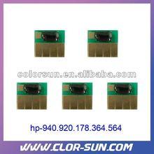 New Chips for HP officejet 6500 6000 7000 7500 refilalble cartridge,ciss system