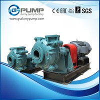 Centrifugal pump on Barges