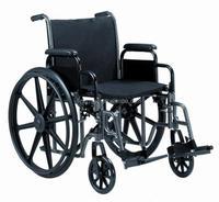 Height Seat width adjustable wheelchair