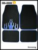 2015 hot sale universal carpet car mat car accessories,non slip car floor mat