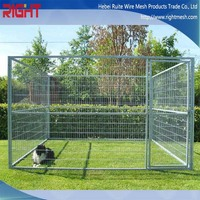 Outdoor Temporary Dog Fence, Wire Mesh Fence with Cheap Price